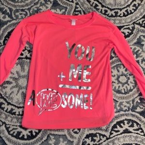 Girl's Justice Long-sleeve